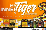Tiger Balm My Inner Tiger Sweepstakes