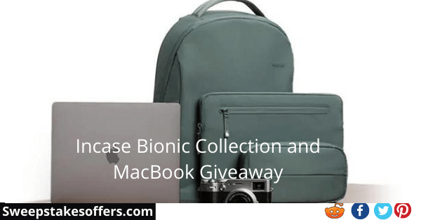 Incase Bionic Collection and MacBook Giveaway