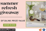Cos Bar Summer Sweepstakes