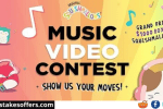 Squishmallows Jingle Music Video Contest