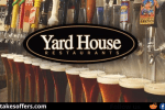 Yard House Guest Satisfaction Survey