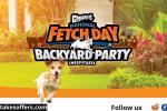 Chuck It Backyard Party Sweepstakes