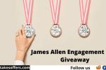 JamesAllen Engagement Ring Giveaway