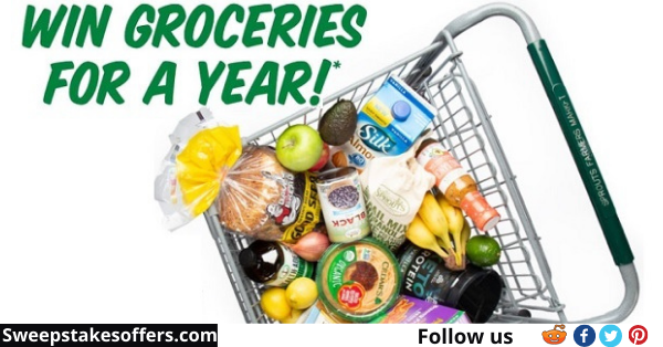 Sprouts Farmers Markets Grocery Sweepstakes