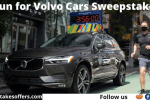 VolvoCars Sweepstakes