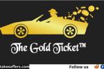 Jelly Belly Golden Ticket Treasure Hunt Contest