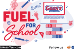California Giant Berry Farms Fuel for School Sweepstakes