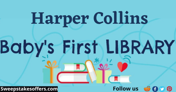HarperCollins Babys First Library Sweepstakes