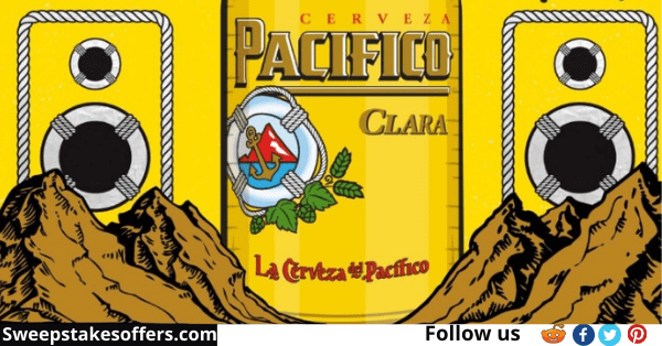 Pacifico Sofar Sounds Instant Win Game