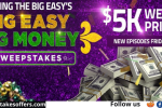 Hgtv Big Easy Big Money Sweepstakes