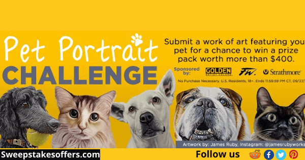 Blick Art Materials Pet Portrait Contest
