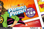 Boom973 Payroll Payout Contest