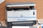 HP Neverstop Laser Printer Giveaway