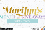 Marilyn Denis Month of Giveaway