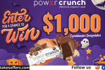 Power Crunch Spooktacular Giveaway