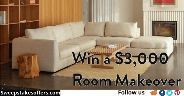 Domino Room Makeover Sweepstakes