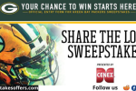 Green Bay Packers Share The Love Giveaway