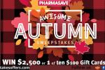 PharmasaveSweepstakes.com