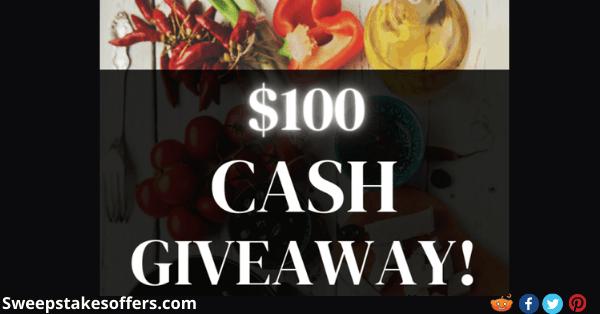 Steamy Kitchen $100 Cash Prize Giveaway