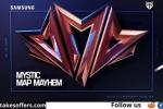 Mystic Map Mayhem Sweepstakes