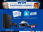 Big G PS5 Sweepstakes