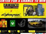 Rockstar Cyberpunk 2077 Sweepstakes