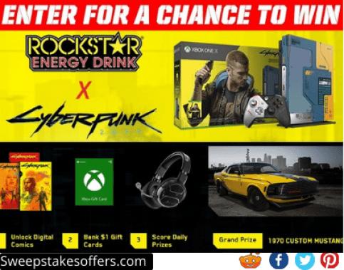 2077.RockstarEnergy.com