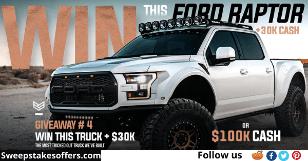 Ronin Factory Truck Giveaway Win A Ford Raptor Truck I do like the ronin logo on the side though and the braided cable seems like it will be very durable. ronin factory truck giveaway win a