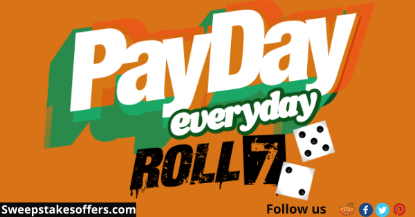 Newport PayDay Roll 7 Instant Win Game