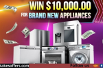 PCH New Appliances Sweepstakes