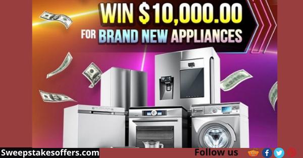 PCH $10k New Appliances Giveaway