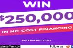Kickfurther $250000 Growth Giveaway