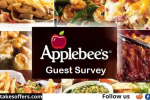 Talk to Applebee's Guest Survey Sweepstakes