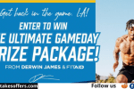 Lifeaid Derwin James Game Day Giveaway