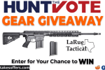Hunt The Vote Gear Giveaway