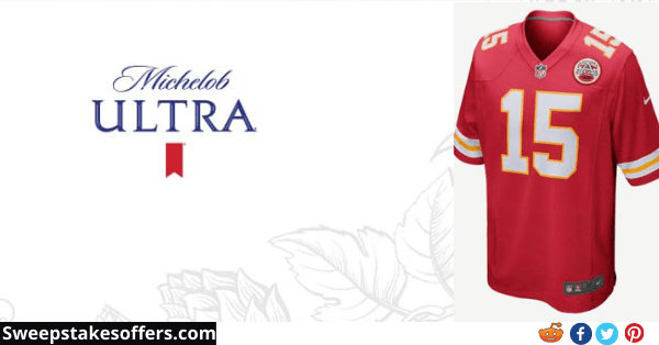 Michelob Ultra Fighter Sweepstakes