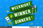 Ranchology Weeknight Winner Dinners Instant Win Game