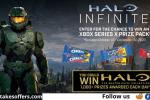 Nabisco Halo Infinite Sweepstakes