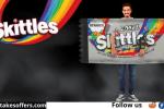 Zombie Skittles Costume Sweepstakes
