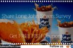My Long John Silver's Experience Survey
