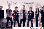 Casting Crowns Start Right Here Sweepstakes