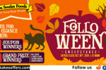 John Soules Foods Folloween Sweepstakes