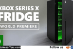 Xbox Series X Fridge Giveaway
