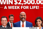 PCH Win $2500 A Week For Life Sweepstakes No 11389