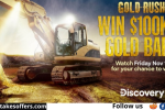 Discovery.com/goldgiveaway