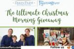 PajamaGram Dakin Farm Ultimate Christmas Morning Giveaway