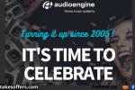 Audioengine 15th Anniversary Giveaway