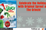 Original Sprout The Grinch Sweepstakes