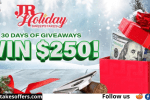 JR Holiday Sweepstakes