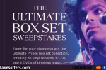 Prince Ultimate Box Set Sweepstakes